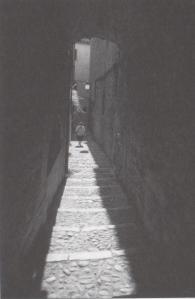 Shaft of Light Rome Alley 001